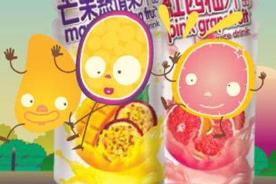 维他果汁|果味朋友|香港