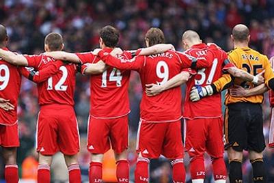 渣打银行将寻求对赞助利物浦足球俱乐部的'帮助'