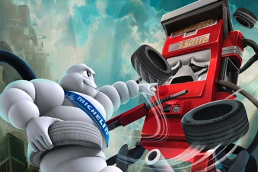 米其林推出首个全球广告宣传活动