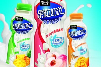 可口可乐广展中国乳业在全国开展宣传活动