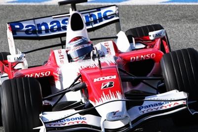 贊助一级方程式赛车七年后, 丰田中止其贊助