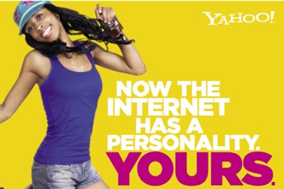 雅虎在香港推出'It's Y!ou'宣传活动
