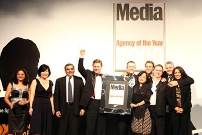 凯络/安索帕,BBH和PHD庆祝获取2009年年度机构大奖
