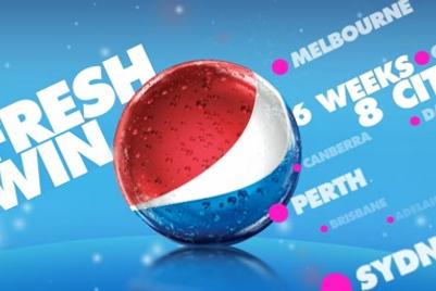 百事可乐 | 点击刷新 | 澳洲