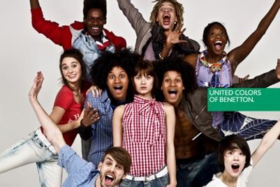 United Colors of Benetton | 这是我的时间 | 全球