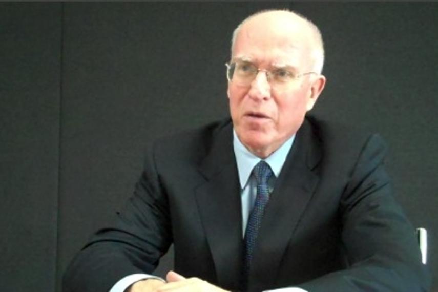 视频: 盛世长城董事长Bob Seelert谈市场营销和广告狂人