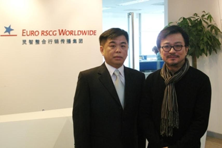 灵智欢迎James Chen和Doze Tou重返其北京团队