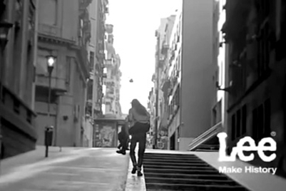 Lee Jeans | Make History | 中国