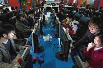 中国年轻网民数高达1.95亿
