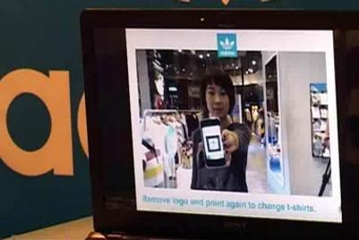 阿迪达斯 | Originals增强实境宣传活动 | 东南亚