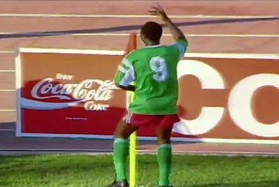 可口可乐和阿迪达斯成为世界第一前国际足联世界杯赞助