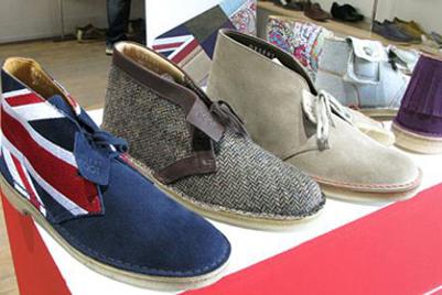 睿狮中国成为Clarks鞋业广告代理公司