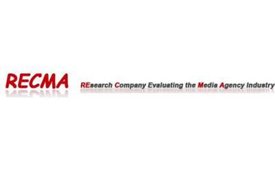 RECMA数据显示中国市场2009年度营业额排行传立媒体居首