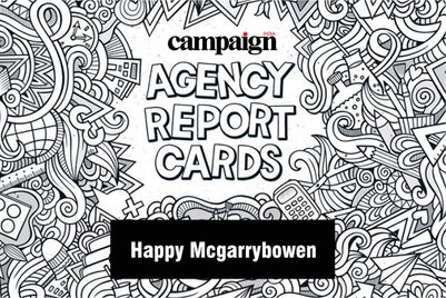 Agency Report Card 2017: Happy mcgarrybowen