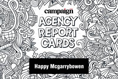 Agency Report Card 2017: Happy mcgarrybowen