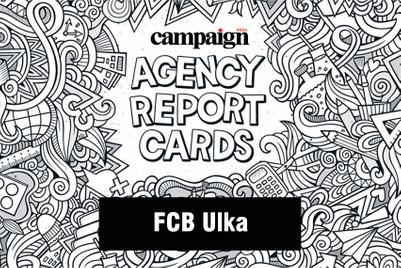 Agency Report Card 2017: FCB Ulka