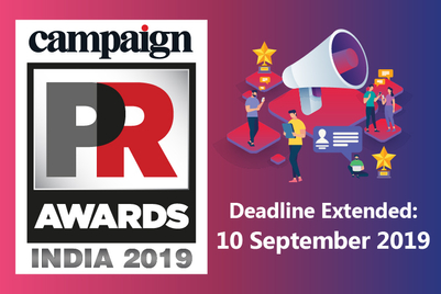 PR Awards 2019: Deadline extended