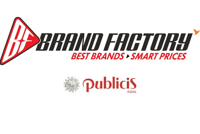 Publicis India wins the mandate for Brand Factory