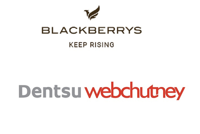 Blackberrys assigns advertising mandate to Dentsu Webchutney