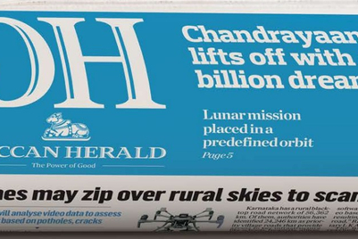 Deccan Herald gets a makeover