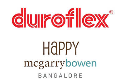 Happy mcgarrybowen bags Duroflex's communication duties