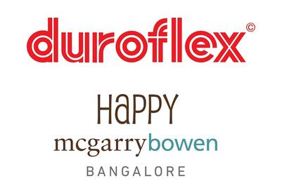 Happy mcgarrybowen bags Duroflex's communication duties