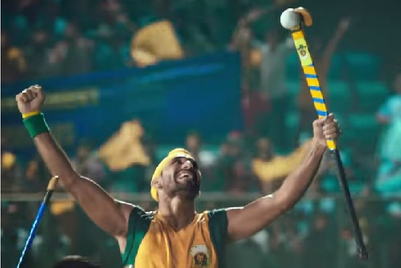 Fevikwik sticks to humour, finds hockey goal with 'total control'