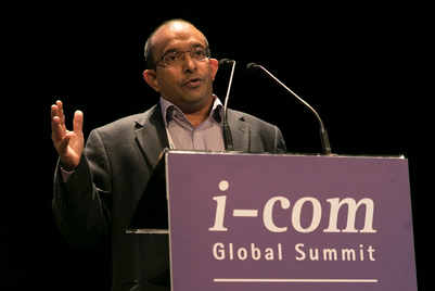 I-Com Global Summit 2018: 'Boost' market share with a 'Krispy' presentation