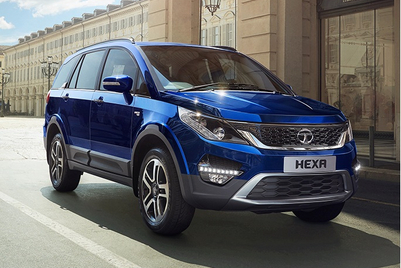 Now, Tata Motors hits e-com highway with Hexa