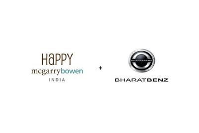 Happy mcgarrybowen wins the BharatBenz mandate