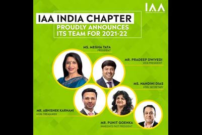 Megha Tata to continue as president of IAA India