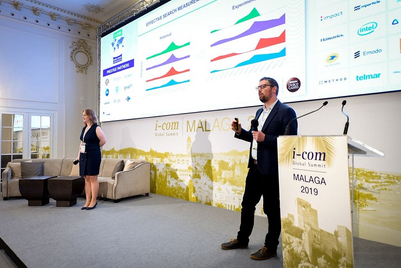 I-Com Global Summit:  'Paid search is the same as being visible on the top shelf'
