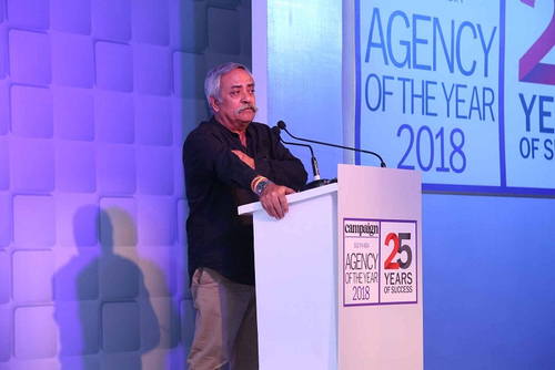 Piyush Pandey to take over as Ogilvy's global CCO