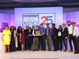 Mindshare wins lion's share at South Asia AOY 2018