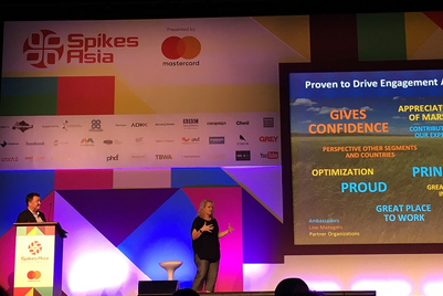 Spikes Asia 2016: 'We are super connected but socially impoverished': BBDO's Andy Wilson