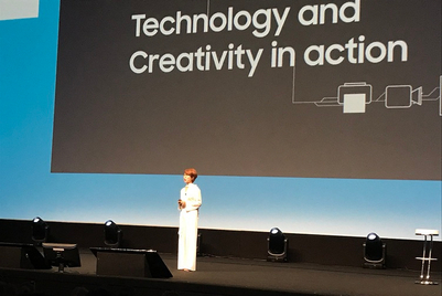 Cannes Lions 2018: 'Technology will be the saviour of creativity' – Samsung global CMO