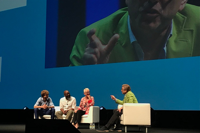 Cannes Lions 2018: Keith Weed - 'want to drive responsibility in the digital supply chain'