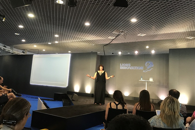 Cannes Lions 2018: 'Magic + Measurement = Growth': Diageo's Syl Saller