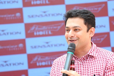 'International premium brands clearly growing faster than the market': Kartikeya Sharma, AB InBev