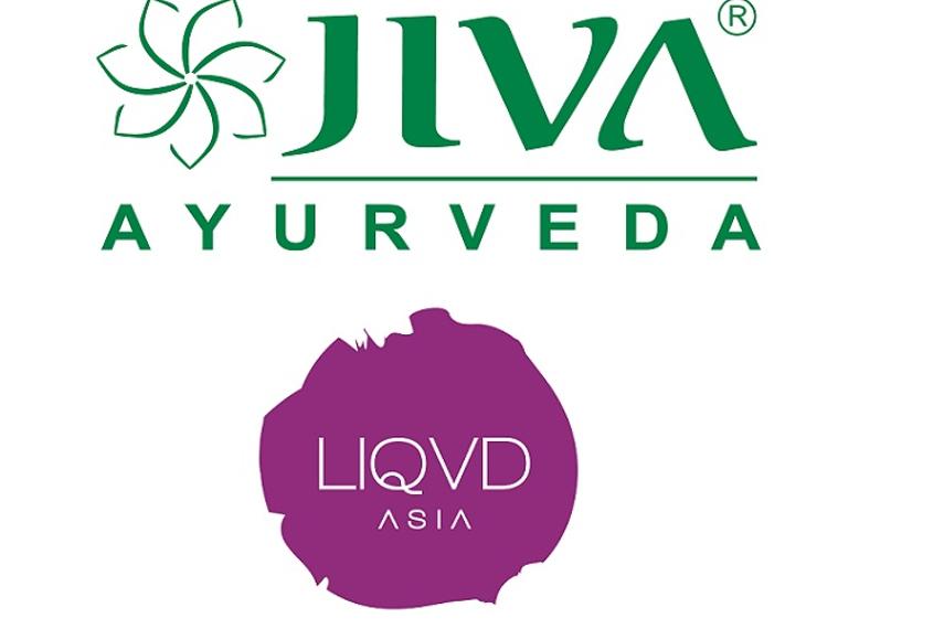 Jiva Ayurveda appoints Liqvd Asia