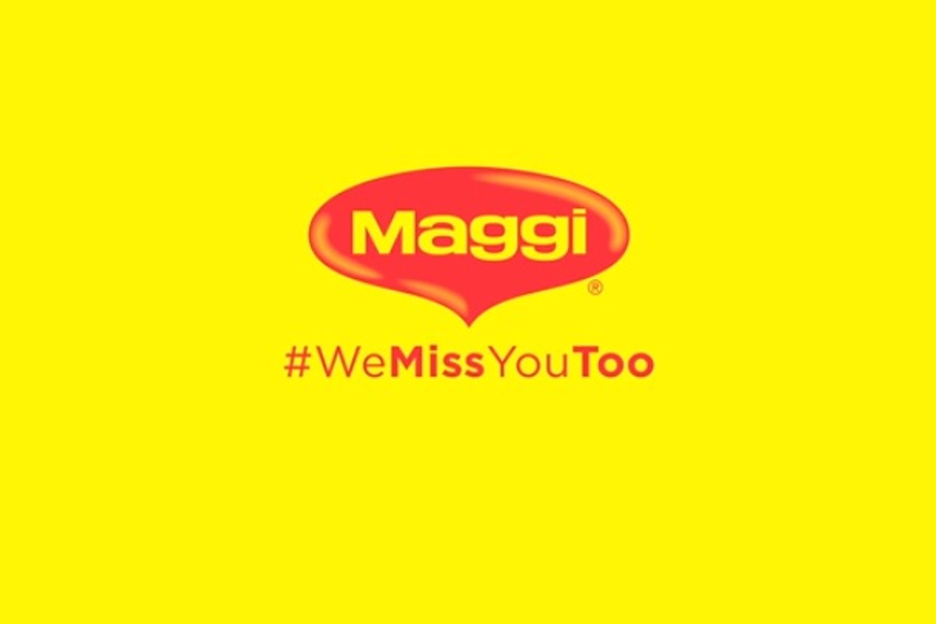 Among shortlists is the #WeMissYouToo campaign for Nestle's Maggi noodles