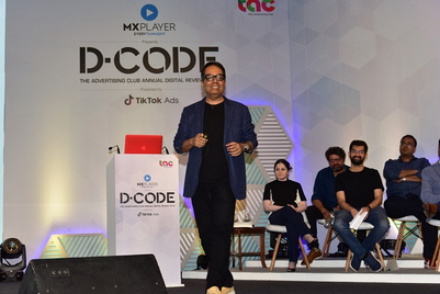 D-Code 2019: 'Not about the output, it's about the outcome'