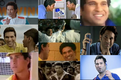 Weekend watch: Sachin Tendulkar turns 47 - 47 ads featuring the former Indian cricketer