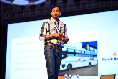 Goafest 2016: Affordable smartphones, cheaper data and Unified Payment Interface will increase rural penetration, says RedBus CEO