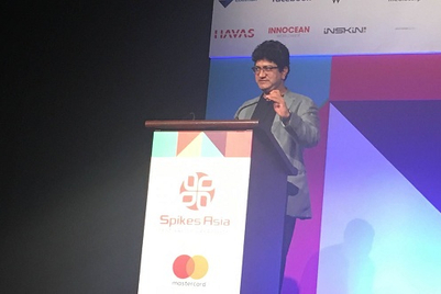 Spikes Asia 2016: 'We are experiencing a rise of local sentiment': Prasoon Joshi