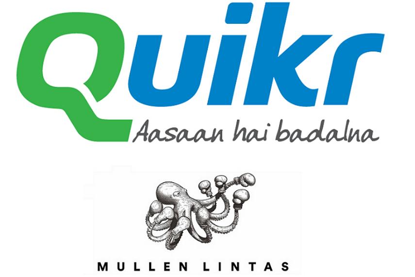 Quikr assigns creative mandate to Mullen Lintas