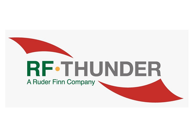 Ruder Finn launches communication consultancy RF Thunder