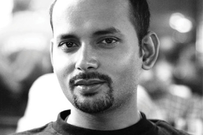 Grey's Ram Jayaraman moves to Facebook's Creative Shop