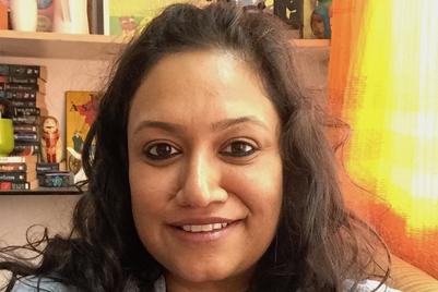 Sangeetha Sampath moves to 82.5 Communications