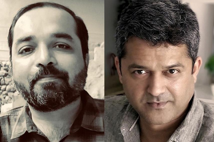 Sagar Kapoor (left) and Prateek Bhardwaj